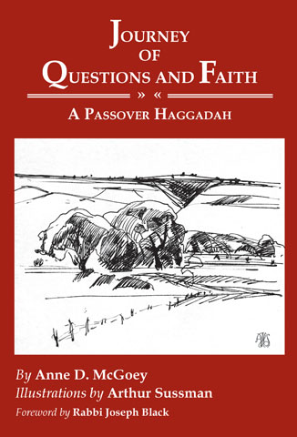 Journey of Questions and Faith: A Passover Haggadah